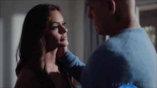 Abandoned wife fucked by husbands brother