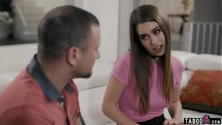 Evil teen paternity tests guy who claims to be her dad