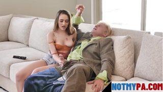 Grandpa's Huge Problem Alona Bloom Sera Ryder Evan Stone