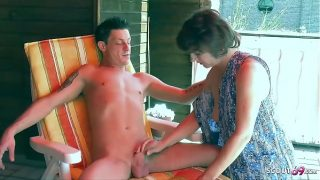 horny german mom and my uncle having hot fuck
