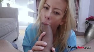 Lemme fuck you before my husband comes-Alexis Faux